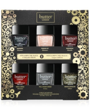 Butter London butter London Steampunk Ball Fashion Size Lacquer Set