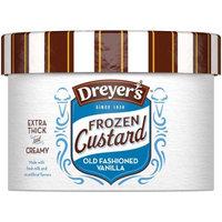 Dreyer's/Edy's Slow Churned Frozen Yogurt Old Fashioned Vanilla Ice Cream