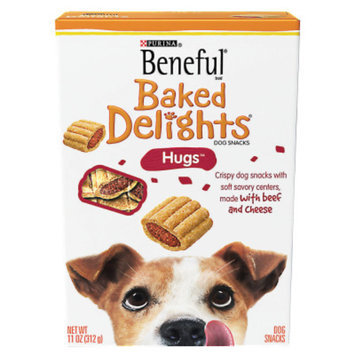 Beneful Baked Delights Hugs