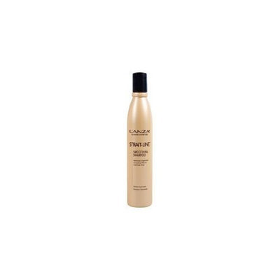 L'anza Strait Line Smoothing Shampoo for Unisex, 33.8 Ounce