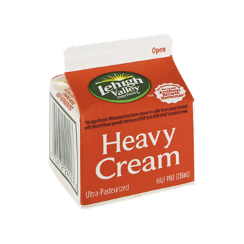 Lehigh Valley Dairy Farms Heavy Cream