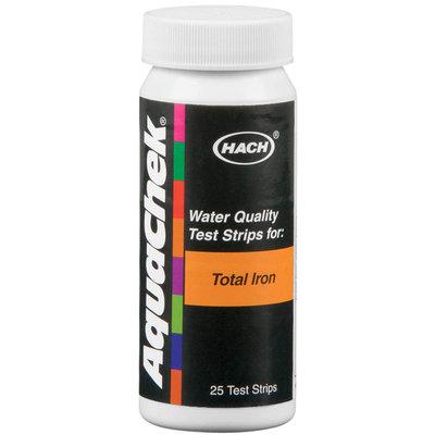 Topo-logic Systems, Inc. TOPO-LOGIC SYSTEMS, INC. Water Testing Strips (AquaChek Iron) - TOPO-LOGIC SYSTEMS, INC.