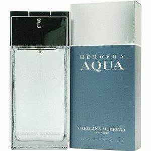 Herrera Agua Eau de Toilette Spray 1.7 oz