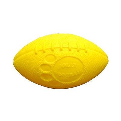 Jolly Pets Jolly Pet Football, 8-Inch, Yellow