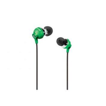 Jwin Electronics Corporation jWIN PEP25GRN PEBBLE Stereo In Ear Headphones (Green) - JWIN ELECTRONICS CORP.