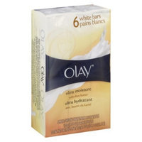 Olay Ultra Moisture Moisturizing Bars with Shea Butter White