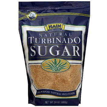 Hain Pure Foods Turbinado Sugar