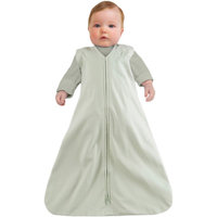 Halo sage cotton SleepSack - small