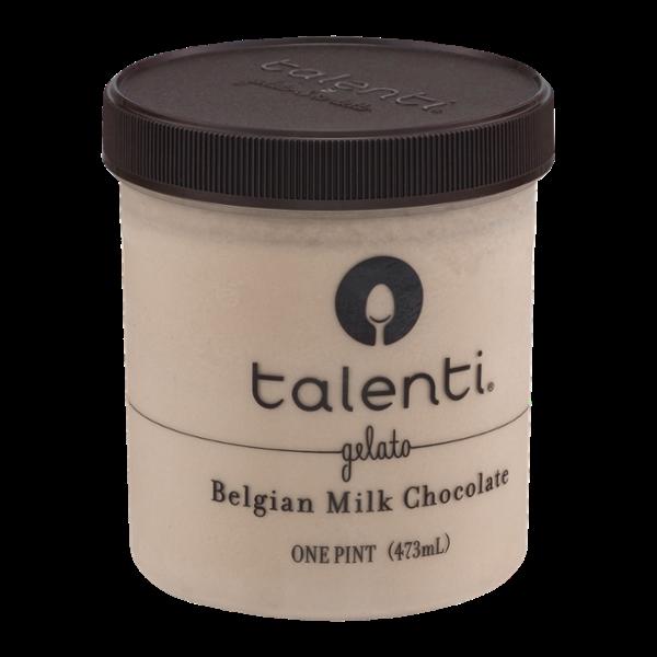 Talenti Belgian Milk Chocolate Gelato