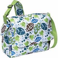 Wildkin Lily Frogs Diaper Bag