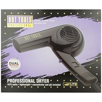 HOT TOOLS 1089 Professional Lightweight Dryer, Black