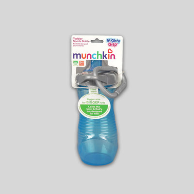 Munchkin Mighty Grip Toddler's Sports Bottle - 12 Ounces