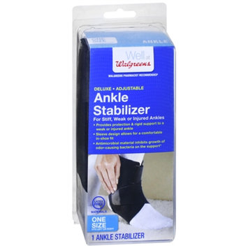 Walgreens Ankle Stabilizer, One Size, 1 ea