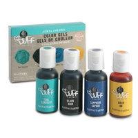 Duff Goldman by Gartner Studios Food Color Paste (Set of 4), Jewel, 3-Ounce (Pack of 3)