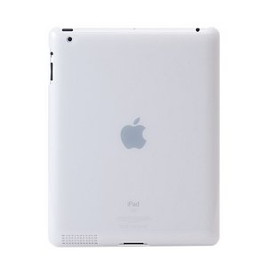 Simplism Japan Crystal Cover Set for iPad 2