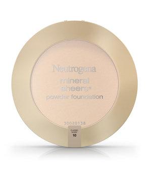 Neutrogena® Mineral Sheers Compact Powder Foundation