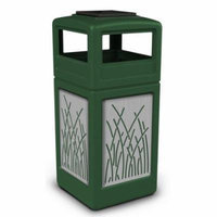 Commercial Zone Precision 42 Gallon Waste Container