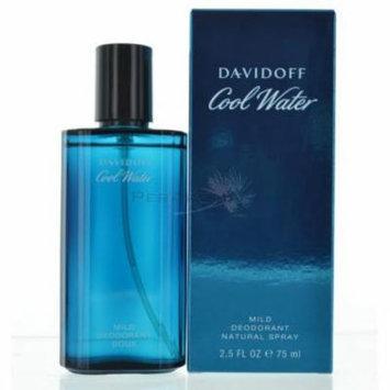 Cool Water By Davidoff For Men Mild Deodorant