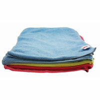 ABN Microfiber Cleaning and Drying Cloth 12x16 Inch 12 Pack
