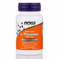 L-Theanine 100 mg 90 Chewables