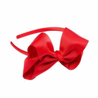 Greatlookz Teachers Pet Grosgrain Ribbon Bow Headband
