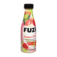Fuze Strawberry Guava Naturally Flavored Beverage