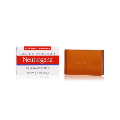 Neutrogena Facial Cleansing Bar for Acne-Prone Skin