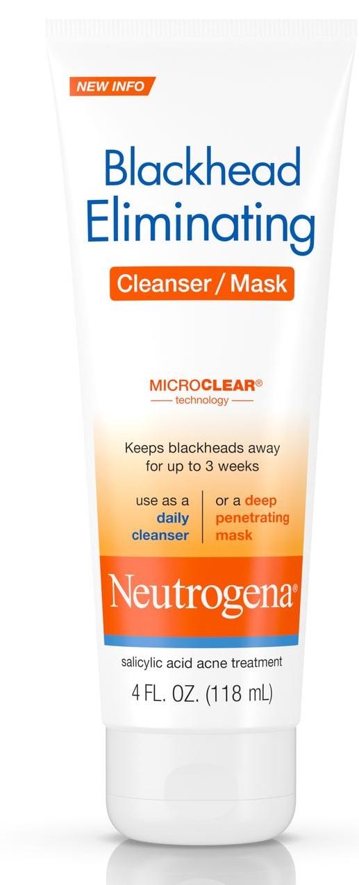 Neutrogena® Blackhead Eliminating Cleanser Mask
