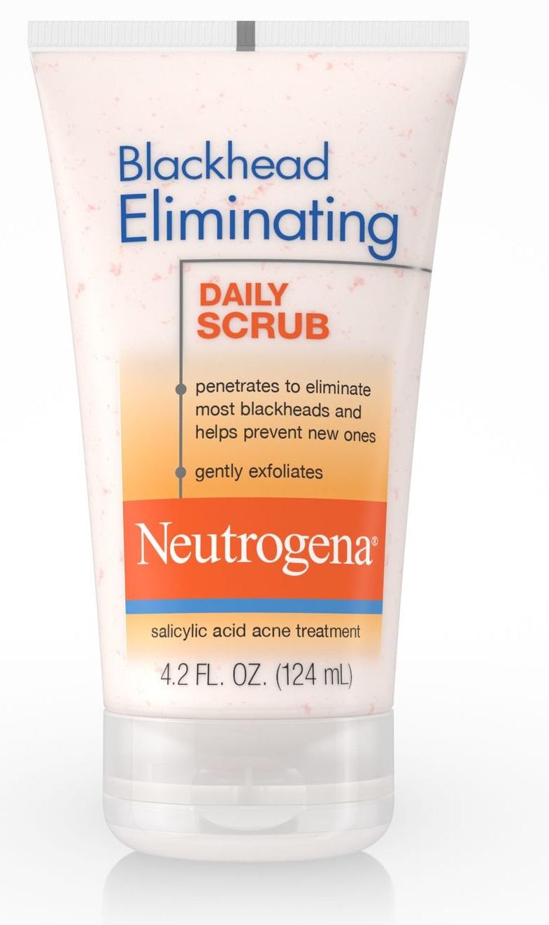 Neutrogena® Blackhead Eliminating Daily Scrub