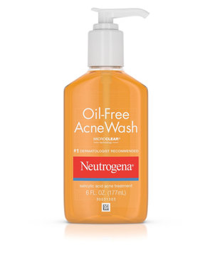 Neutrogena® Oil-Free Acne Wash