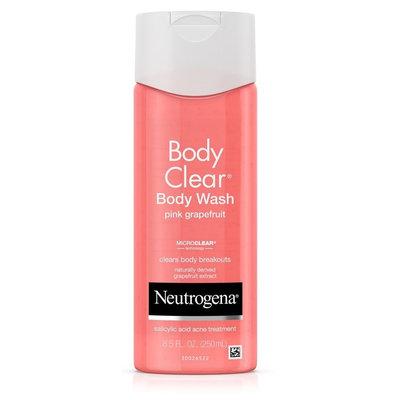 Neutrogena® Body Clear® Body Wash-Pink Grapefruit