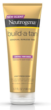 Neutrogena® Build-A-Tan Gradual Sunless Tan Lotion
