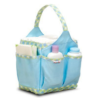 Munchkin Portable Diaper Caddy, Blue (Discontinued by Manufacturer)