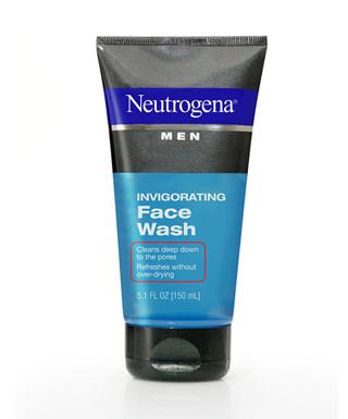 Neutrogena Men® Invigorating Face Wash