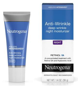 Neutrogena® Ageless Intensives® Anti-Wrinkle Deep Wrinkle Night Moisturizer