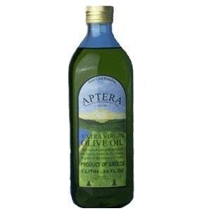 Aptera BG10284 Aptera Extra Virgin Olive Oil - 6x34OZ