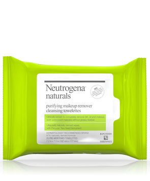 Neutrogena® Naturals Purifying Makeup Remover Cleansing Towelettes