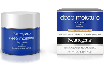 Neutrogena® Deep Moisture Day Cream with Sunscreen Broad Spectrum SPF 20