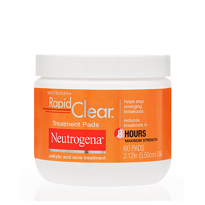 Neutrogena® Rapid Clear Treatment Pads