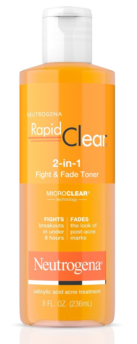 Neutrogena® Rapid Clear 2-in-1 Fight & Fade Toner