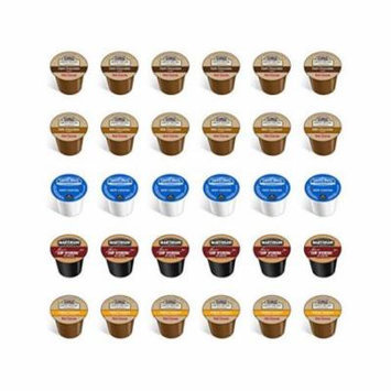 Hot cocoa and Hot Chocolate Single Serve Cups for Keurig K cup Brewer Variety Pack Sampler, 30 Count