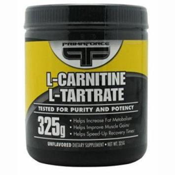 Primaforce L-Carnatine L-Tartrate Nutritional Supplement, 325 Gram