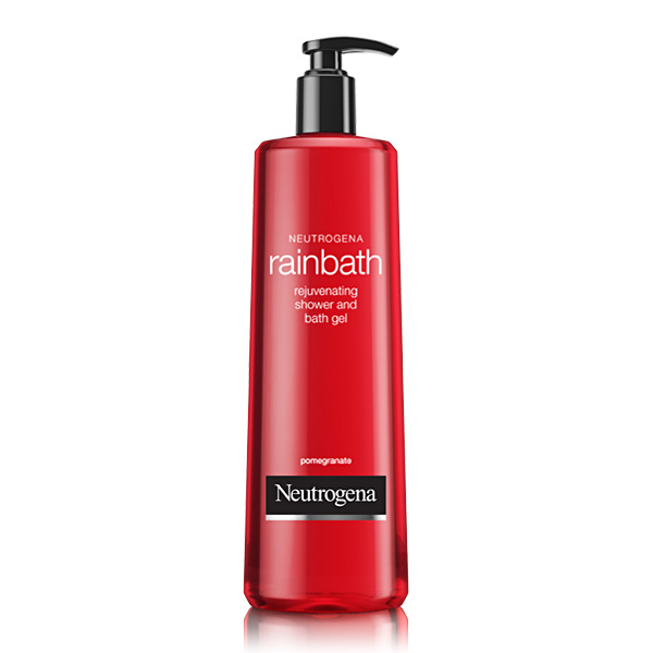 Neutrogena Rainbath® Rejuvenating Shower and Bath Gel - Pomegranate