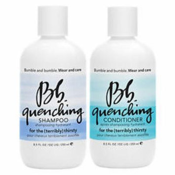 Bumble and Bumble Quenching Shampoo 8.5 Oz and Conditioner 8.5 Oz Duo set