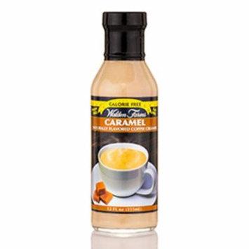 Caramel Naturally Flavored Coffee Creamer - 12 fl. oz (355 ml) by Walden Farms