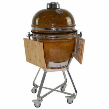 All-Pro KAMADO 15'' Charcoal Grill with Cart