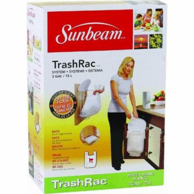 TrashRac 3 Gallon Trash Bag Rack Frame