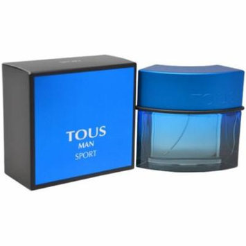 Tous Man Sport for Men Eau de Toilette Spray, 1.7 fl oz
