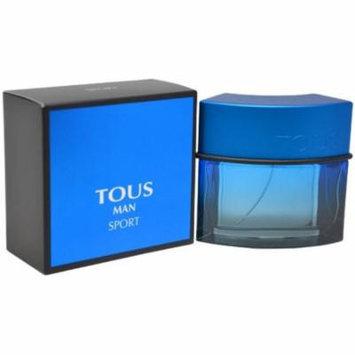 Tous Man Sport for Men Eau de Toilette Spray, 1.7 fl oz