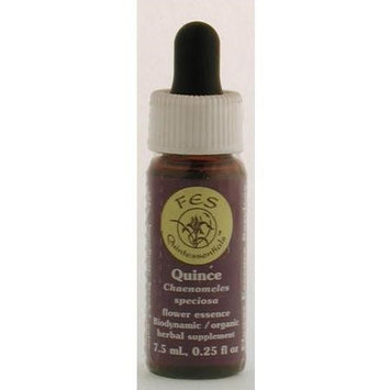 Quince Dropper, 0.25 oz, Flower Essence Services